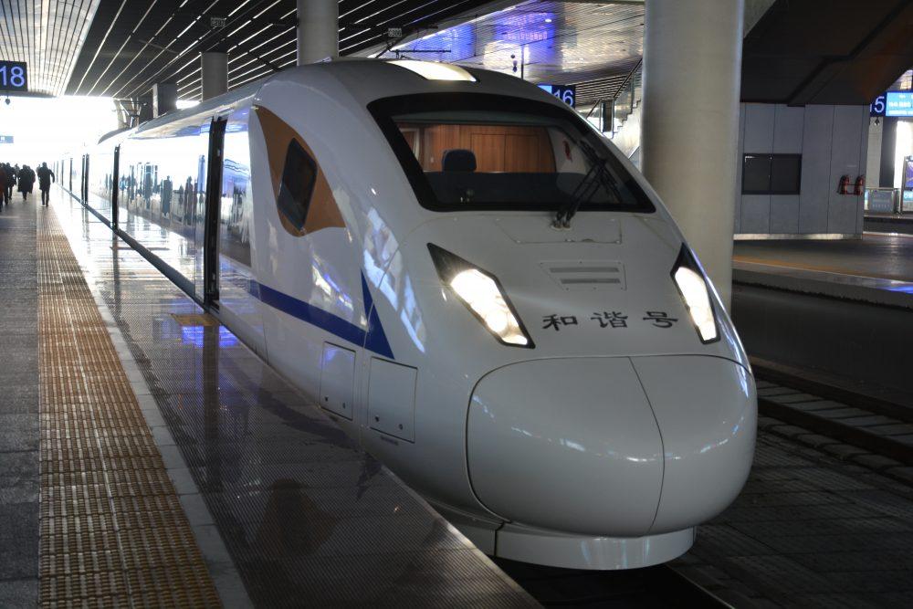 動車組列車(D)